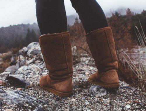 Bamsestøvler holder dine fødder varme